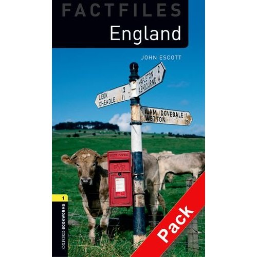 England Audio CD Pack
