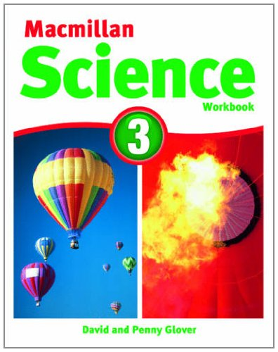 Macmillan Science 3 Workbook