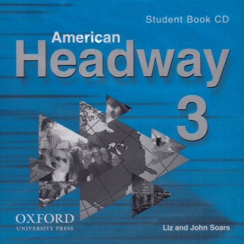 American Headway 3 Student Book Audio CDs (2)