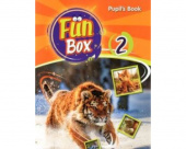 Fun Box 2: Pupil's Book + eBook + Stickers