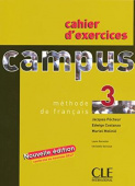 Campus 3 Cahier d'exercices