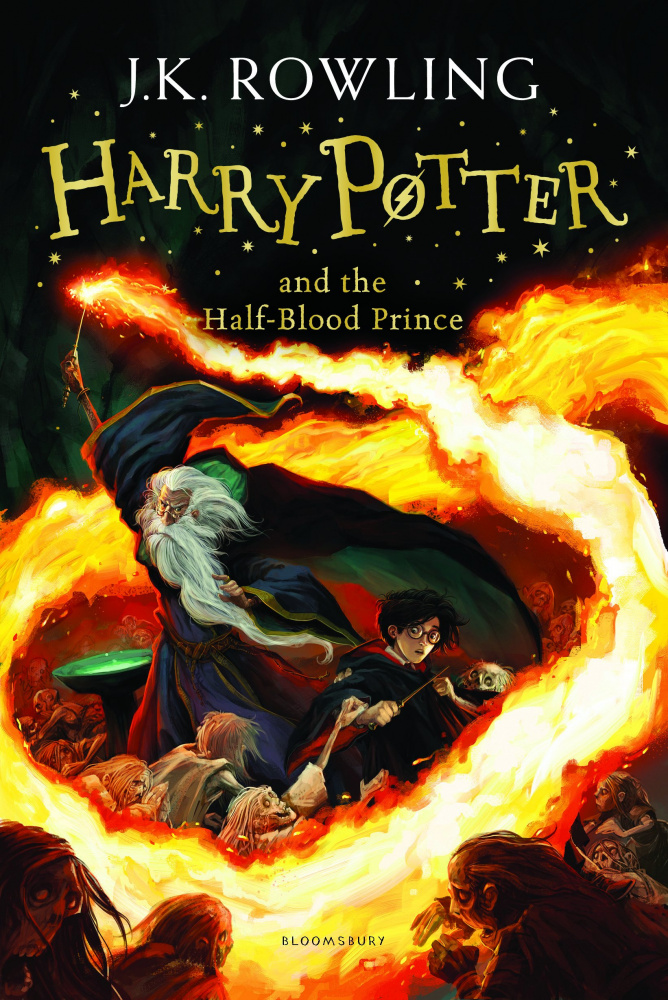 Harry Potter and the Half-Blood Prince (Book 6) - Hardcover