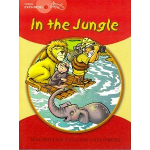 Young Explorers 1: In the Jungle (Big Book)