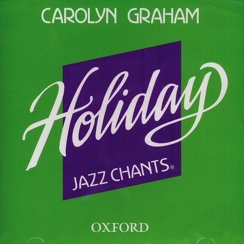 Holiday Jazz Chants Compact Disc