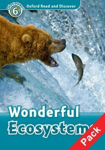 Oxford Read and Discover Level 6 Wonderful Ecosystems Audio CD Pack
