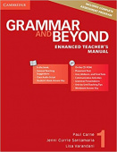 Grammar and Beyond 1 Enhanced Teacher's Manual with CD-ROM