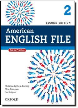 American English File Second edition Level 2 Student Book with Online Skills