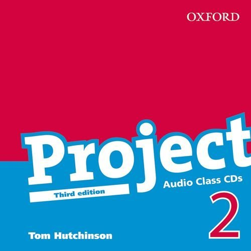 Project 2 Third Edition Class Audio CDs (2)