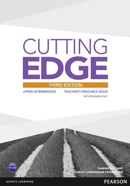Cutting Edge 3rd Edition Upper Intermediate Teacher's Book with Teacher's Resources CD-ROM Pack