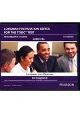 Longman Preparation Series for the TOEIC® Test, 5th Edition Intermediate Course Audio CDs set