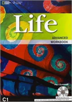Life Advanced Workbook + Audio CD