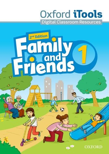 Family and Friends Second Edition 1 iTOOLS