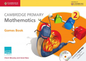 Cambridge Primary Mathematics 2 Games Book with CD-ROM