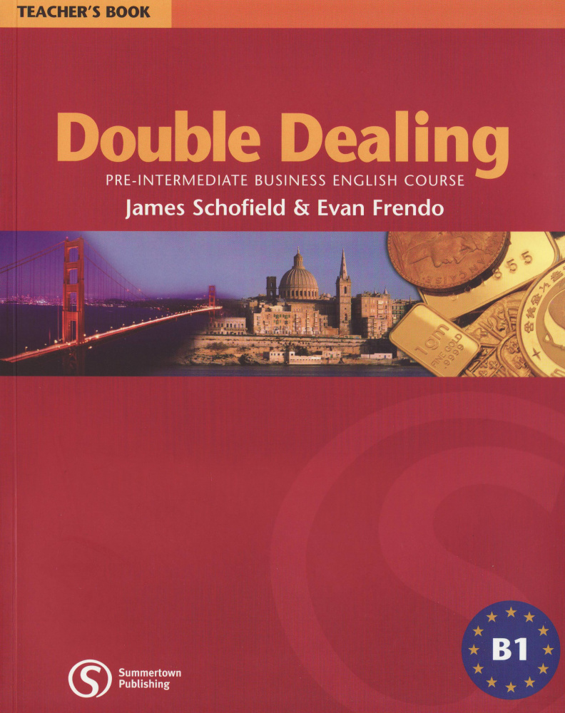 Double Dealing Pre-Intermediate Teacher's Book