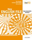 New English File Upper-Intermediate Workbook (without key)