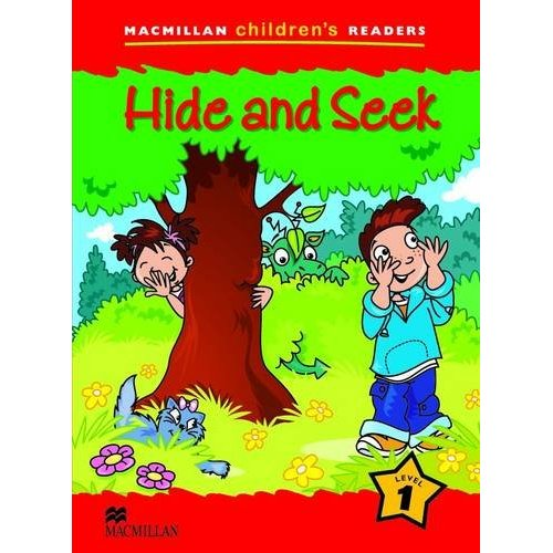 Macmillan Children's Readers Level 1 - Hide and Seek