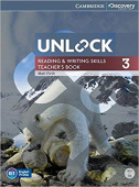 Unlock Reading and Writing Skills 3 Teacher's Book with DVD