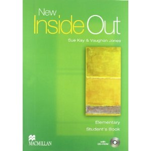 New Inside Out Elementary Workbook wihout key + Audio CD Pack