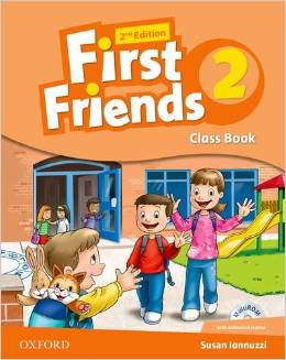 First Friends 2 (Second Edition) Classbook and multiROM Pack