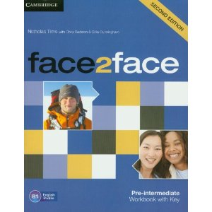 face2face (Second Edition) Pre-intermediate Workbook with Key