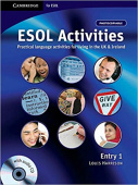 ESOL Activities Entry 1: Practical Language Activities for Living in the UK and Ireland