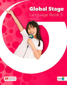 Global Stage 5 Literacy Book and Language Book with Navio App