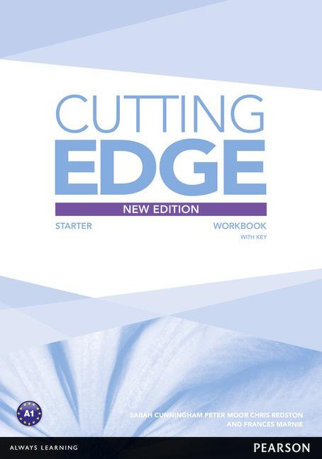 Cutting Edge 3rd Edition Starter Workbook with Key