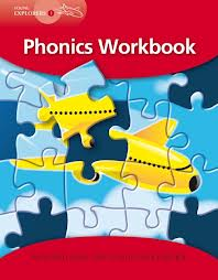 Young Explorers 1: Phonics Workbook
