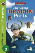 Ladybird: Dragons: The Great Dragon Party  (HB)