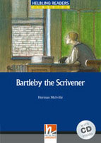 Blue Series Classics Level 5  Bartleby the Scrivener + CD