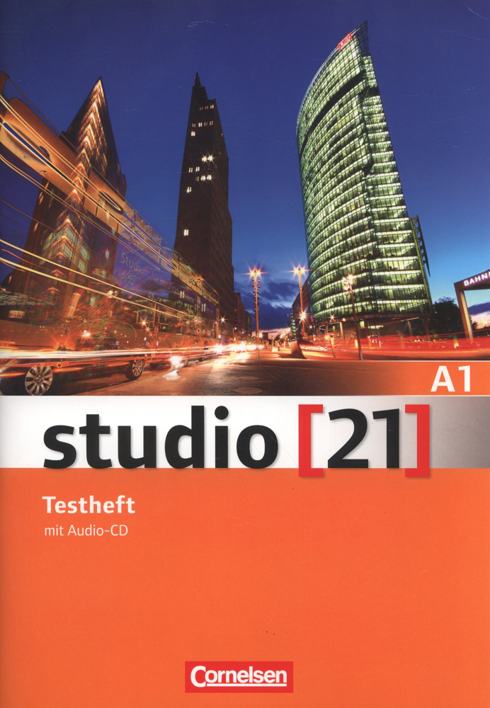 studio 21 - A1 Testheft mit Audio-CD