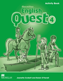 Macmillan English Quest Level 4 Activity Book