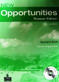New Opportunities (Russian Edition) Intermediate Teacher's Book with Test Master CD-ROM