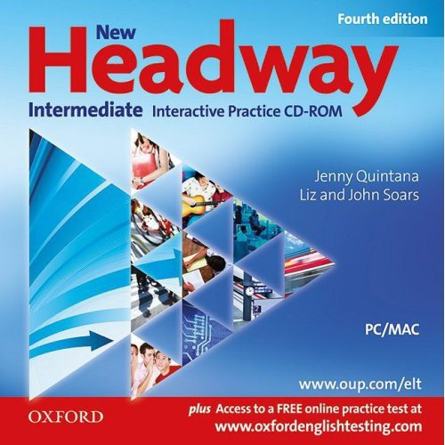 New Headway Intermediate Fourth Edition Interactive Practice CD-ROM