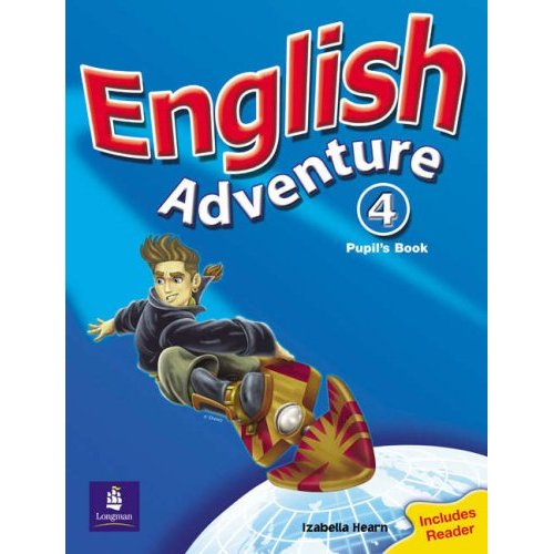 English Adventure 4 Pupil's Book