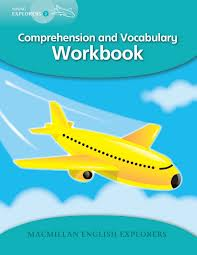 Young Explorers 2: Comprehension and Vocabulary Book