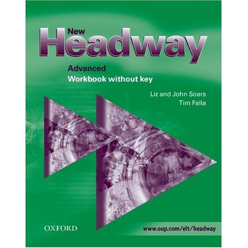 New Headway Advanced Workbook (without Key)