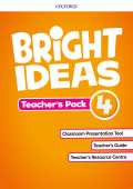 Bright Ideas 4 Teacher's Pack