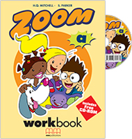 Zoom A Workbook with Student's audio CD/CD-Rom