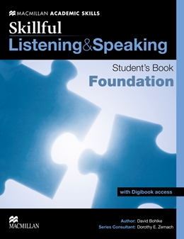 Skillful Listening and Speaking Foundation Level Student's Book + Digibook