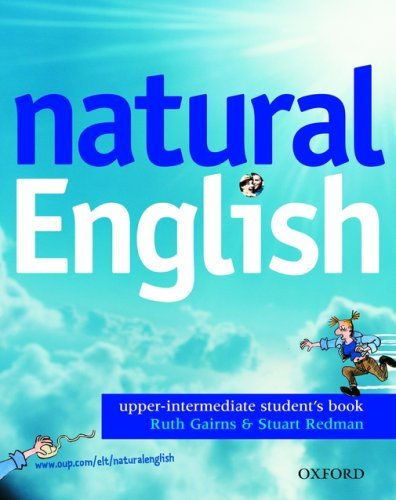 natural English Upper-Intermediate Student's Book with Listening Booklet