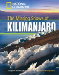 Fotoprint Reading Library B1 The Missing Snows of Kilimanjaro