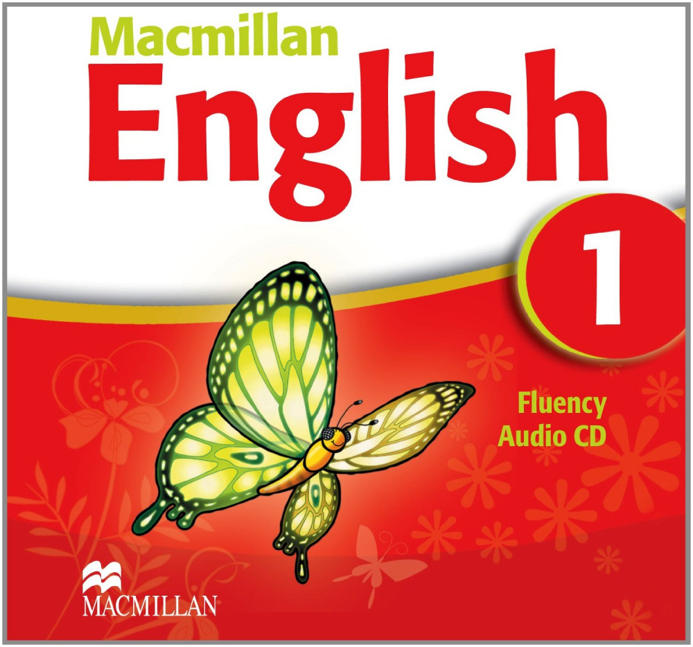 Macmillan English 1 Fluency Audio CD