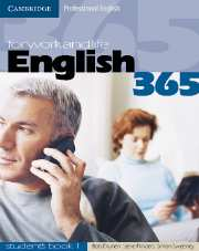 English365 Level 1 Student's Book