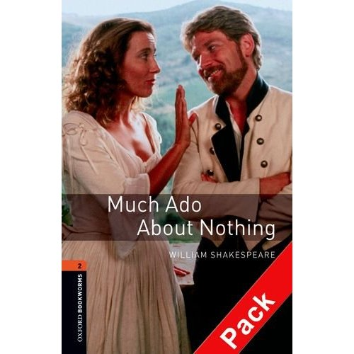 OBP 2: Much Ado About Nothing (2 ed.) Audio CD Pack