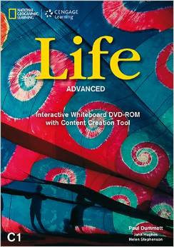 Life Advanced Interactive Whiteboard CD-ROM
