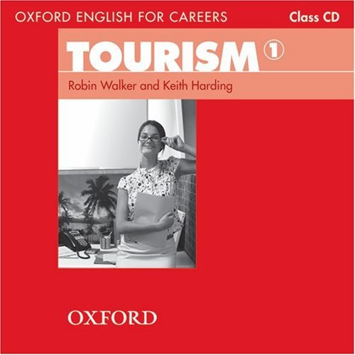 Oxford English for Careers: Tourism 1 Class Audio CD