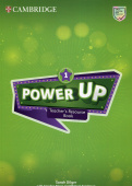 Power Up 1 Teacher's Resource Book With Online Audio