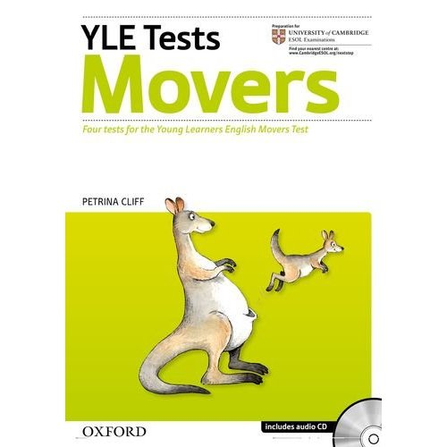 Cambridge Young Learners English Tests Movers Teacher's Pack