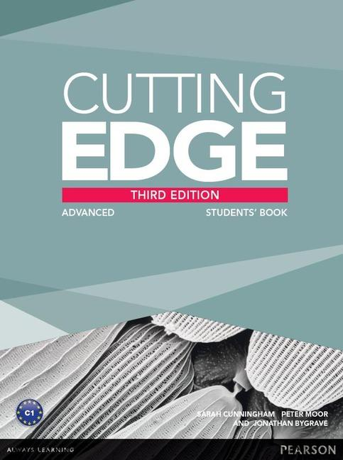Cutting Edge 3rd Edition Advanced Students' Book (with DVD)